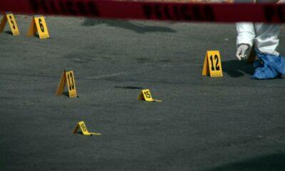 Reportan mil 512 homicidios dolosos en el primer año de Sheinbaum