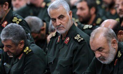 Irán promete venganza por asesinato de su líder militar
