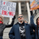 Joaquin Phoenix, Detenido, Protesta, Manifestación,