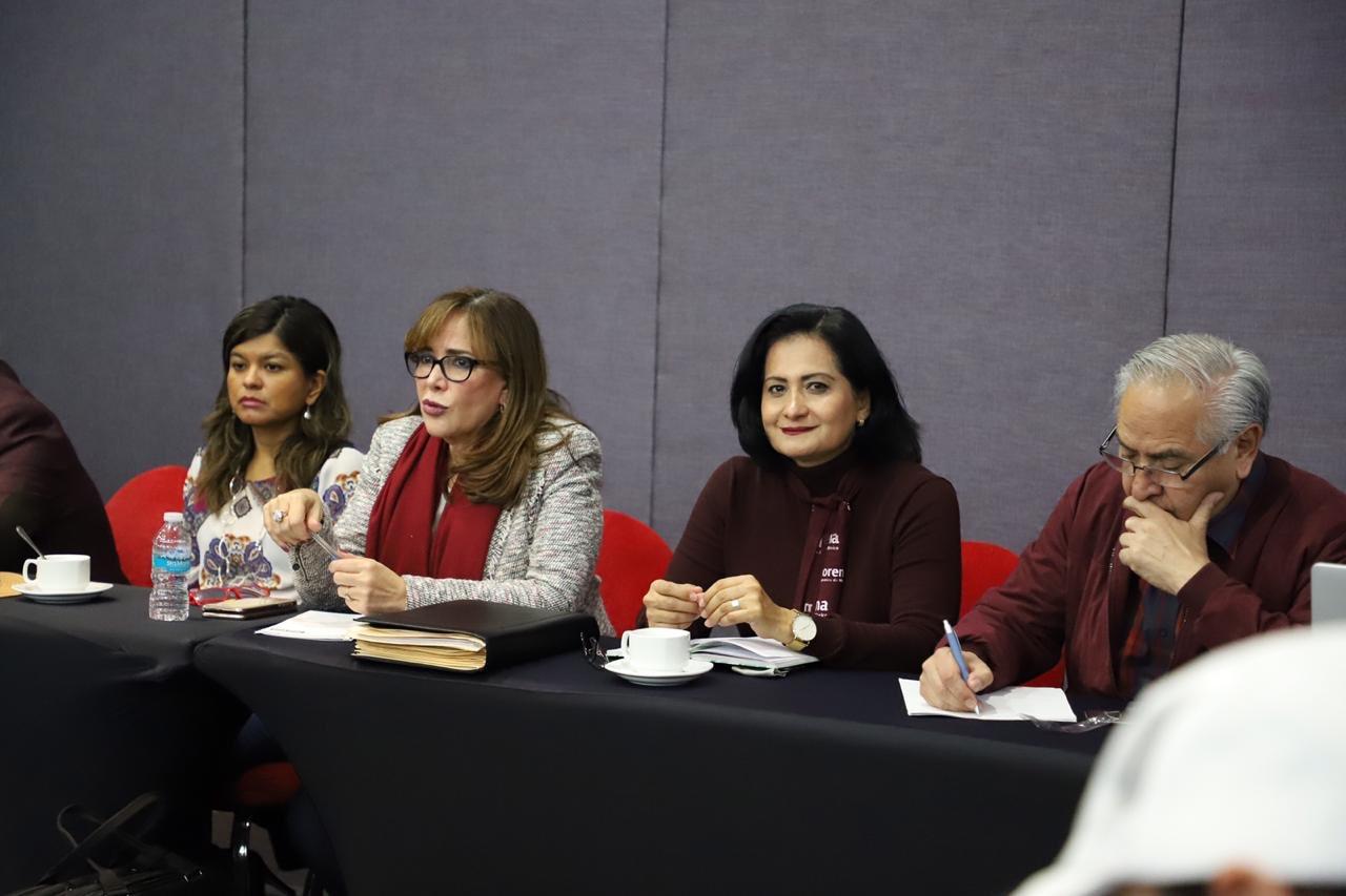 Comités estatales de Morena desconocen a Ramírez Cuéllar