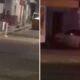 Mujer roba arma de policía y dispara en Aguascalientes