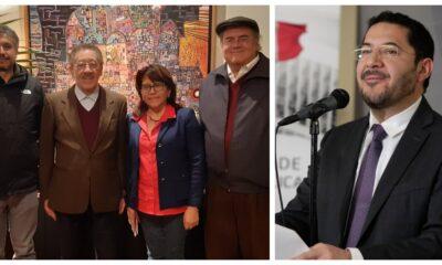Batres felicita a los nuevos miembros de la Comisión de Honestidad de Morena
