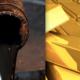 Oro, petróleo, Precio, Dispara, Crece, Aumenta, Tensiones, Miitares, EU, Estados Unidos, Irán, Ataques,