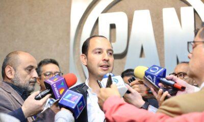 PAN pide a AMLO disculparse con la sociedad por desdeñar demanda en seguridad