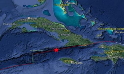 Terremoto, Cuba, Jamaica, Tsunami,