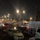 Transportistas, PAralizan, Acceso, Ciudad, De México, CDMX, Sheinbaum, Protesta, Manifestación, Zócalo, Palacio Nacional,