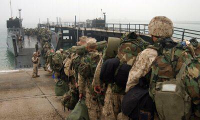 Tropas de EU y aliados se preparan para abandonar Irak