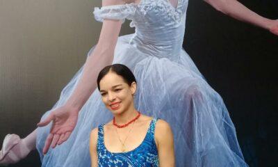 Viengsay Valdés nueva directora del Ballet Nacional de Cuba