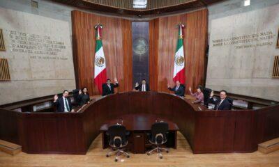 En 2019 el Tribunal Electoral resolvió 7 mil 790 asuntos