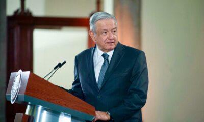 Qué García Luna revele a todos los involucrados de México y EU: AMLO