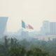 Mala calidad en el aire en CDMX y Edomex