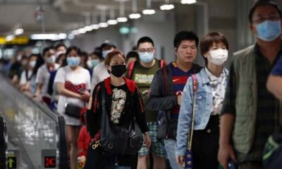 OMS eleva alerta de contagio por coronavirus