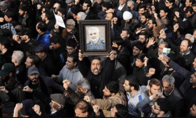 miles, despiden, líder, militar, ejército, Soleimani, Qasem,