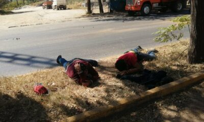 Balacera en Oaxaca deja dos personas heridas