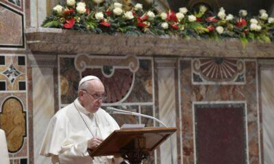 Papa insta a Irán y Estados Unidos a buscar el diálogo