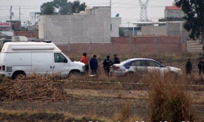 Encuentran 5 cuerpos calcinados en Puebla