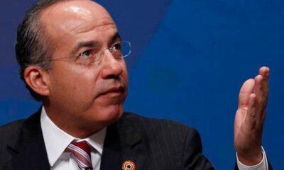 """Calderón hace escarnio por la """"suerte"""" que tienen los de Sinaloa"""