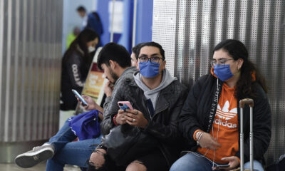 Buscan a pasajeros que viajaron con infectado de coronavirus a CDMX