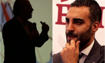 Calderón y Levy chocan por presunto ataque a judíos