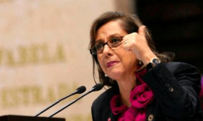 Senadora reta y acusa a la derecha de oportunista con la lucha feminista