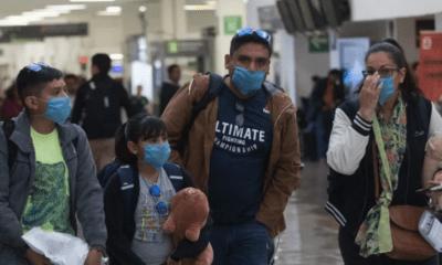 Coronavirus, Virus, CDMX, Ciudad de México, Sheinbaum, Salud, Secretaría,