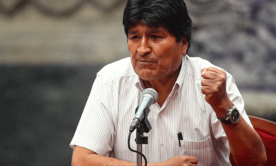 Evo Morales, Evo, Morales, Bolivia, Áñez, Inhabilitación,