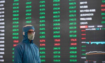 Economía de Hong Kong en recesión por primera vez en 10 años