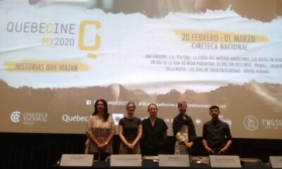 Quebecine ofrece miradas femeninas y de pueblos autóctonos