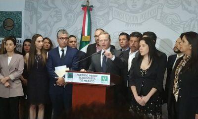 Partido Verde propone pena de muerte para homicidas y feminicidas de menores