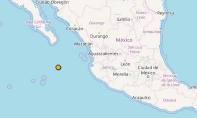 Sismo, Temblor, Los Cabos, Baja California, Sur, Movimiento, Telúrico, Simológico,