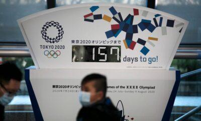 Juegos olímpicos de Tokyo en riesgo por coronavirus