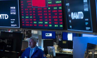 Wall Street tiene el peor mes en once años
