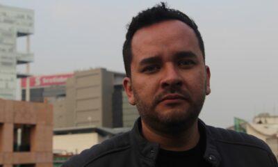Christian, Peña, Xavier, Villaurrutia, Escritor, Expediente XV, Cultura, Entrevista,