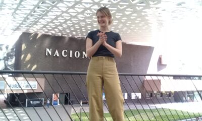 Mi película 'Una colonia' busca extender el feminismo a los hombres: Geneviève Dulud-De Celles