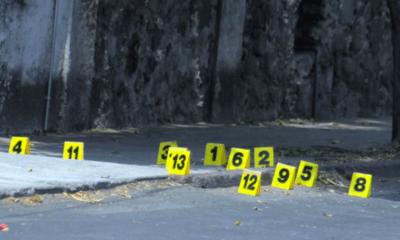 Deja 3 muertos balacera en la Magdalena Contreras