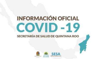 Reportan primera muerte por Covid-19 en Quintana Roo