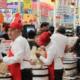 Cerillos, adultos, Tercera Edad, Supermercados, Torreón, Coahuila,