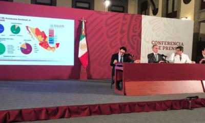 Conferencia, Coronavirus, Salud, Secretaría, Covid-19, Informe, Avance, Contagiados,