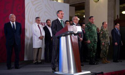 Fase Dos, Coronavirus, López-Gatell, López Obrador, AMLO, Epidemia, Covid-19, COVID, México, Prevenciones,