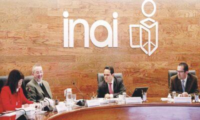 INAI exhorta a la población a compartir información oficial sobre Covid-19