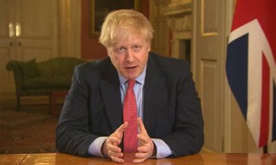Boris Johnson decreta cuarentena para Reino Unido