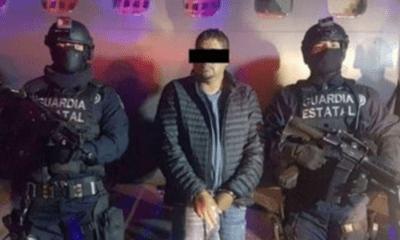 La Vieja, El Marro, Cártel Santa Rosa de Lima, Detención, Detenido, Lugarteniente,