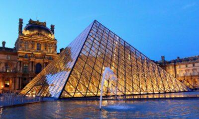 Louvre cierra sus puertas para evitar contagios de coronavirus