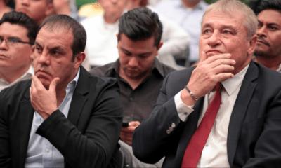 Manuel Sanz, Lavado, Dinero, UIF, Hacienda, Cuauhtémoc, Blanco, Morelos, Gobierno,