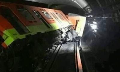 Metro, tacubaya, Error, Humano, Falla, Sindicato, Florencia, Serranía, STC, Sistema de Transporte Colectivo,