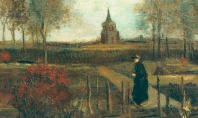 Vincent, van Gogh, Obra, Pintura, Robada, Robo, Museo, Holanda, Ámsterdam, Coronavirus, Covid-19, Cuarentena,