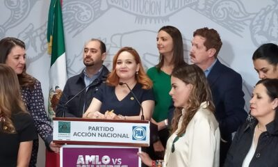 Exhorta el PAN a Luisa Alcalde proteger empleos de mujeres en paro del 9M