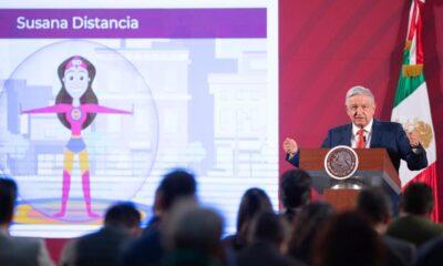 AMLO, Andrés Manuel, López Obrador, Susana, Sana, Distancia, Gente, Mitines, Gira, Gobierno,