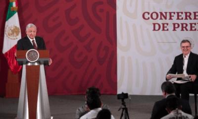 AMLO, Andrés Manuel, López Obrador, Equipo, Médico, China, Coronavirus, Covid-19, Conferencia, SRE,
