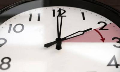 Cambio, horario, Verano, Reloj, Adelantar, Atrasar, 5 Abril, Qué hora es, Tiempo, Energía, Aprovechamiento, Secretaría de Energía,